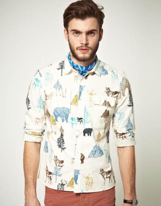 gemustertes-hemd
