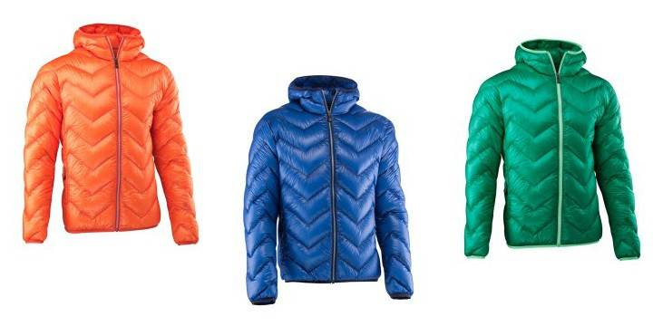 Hooded Insulation Jacket - 299,00€