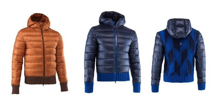 Pioneer Knit Down Jacket - 449,00€