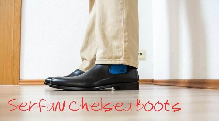 Serfan Chelsea Boots