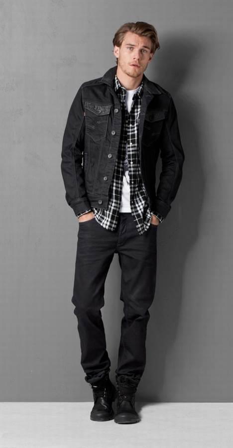 Strellson Sportswear Look 2