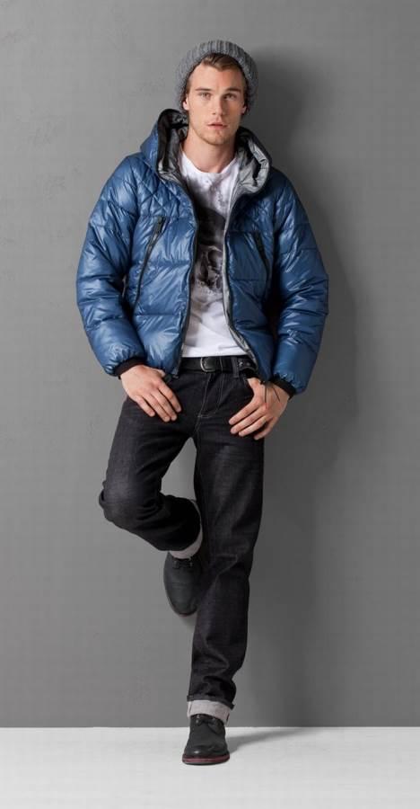 Strellson Sportswear Look 5