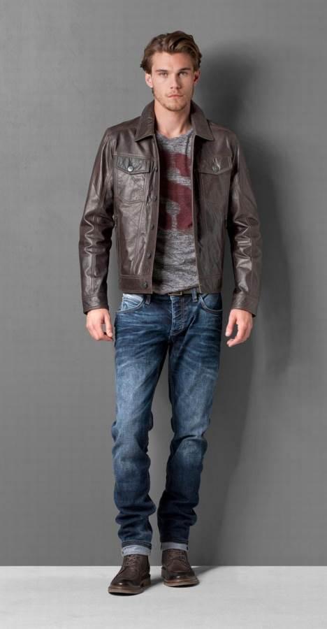 Strellson Sportswear Look 8