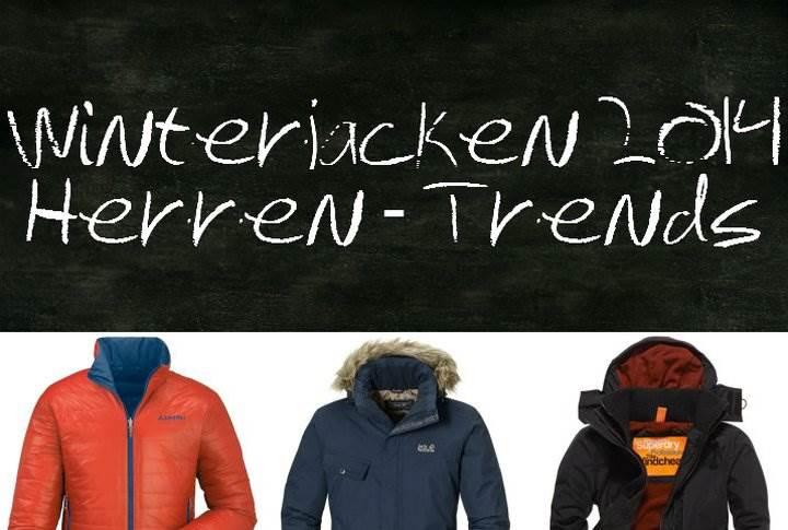 Winterjacken 2014 manner