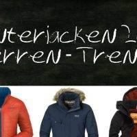 Winterjacken 2014 für Herren - Trends