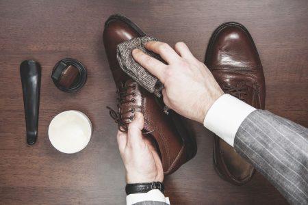 Schuhe pflegen so einfach geht es