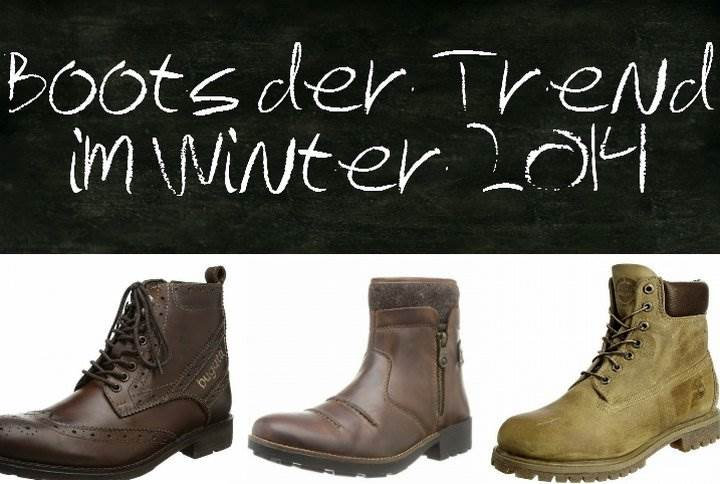 Boots Winter 2014
