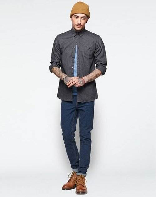 Junk de Luxe Langarmhemd Molls Shirt
