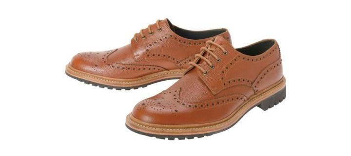 Brogue Ilkley Barbour Lifestyle