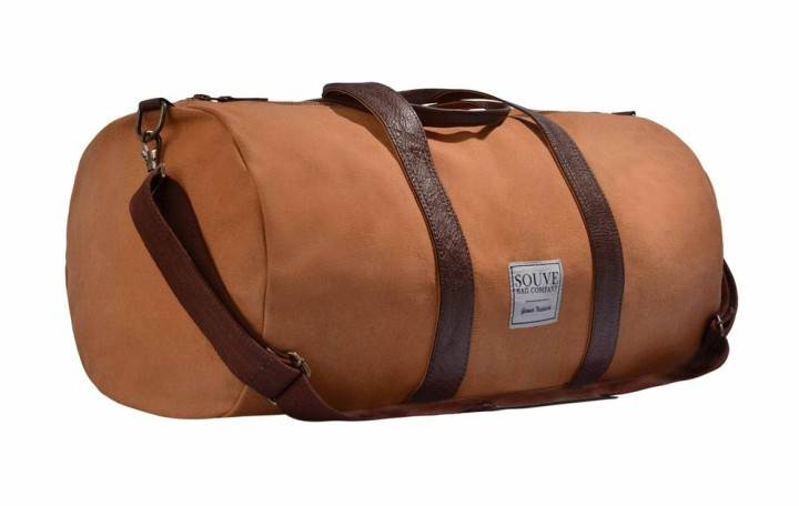 Canvas Duffle Bag Large_Souve Bag Company