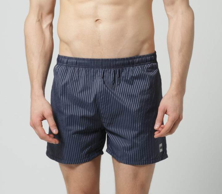 BOSS TUNA - Badeshorts - navy