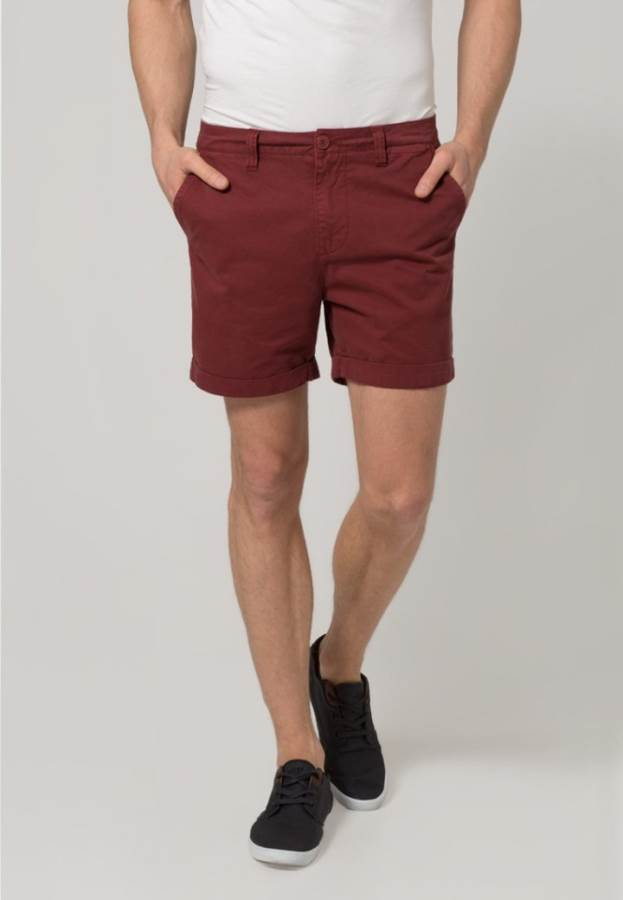 Pier One Shorts - bordeaux