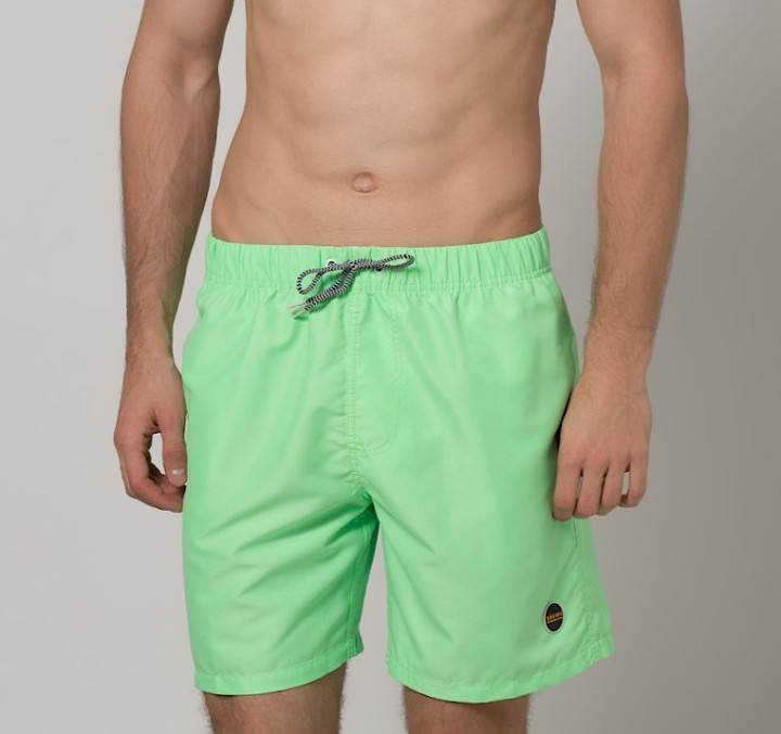 Shiwi SOLID - Badeshorts - new neon green
