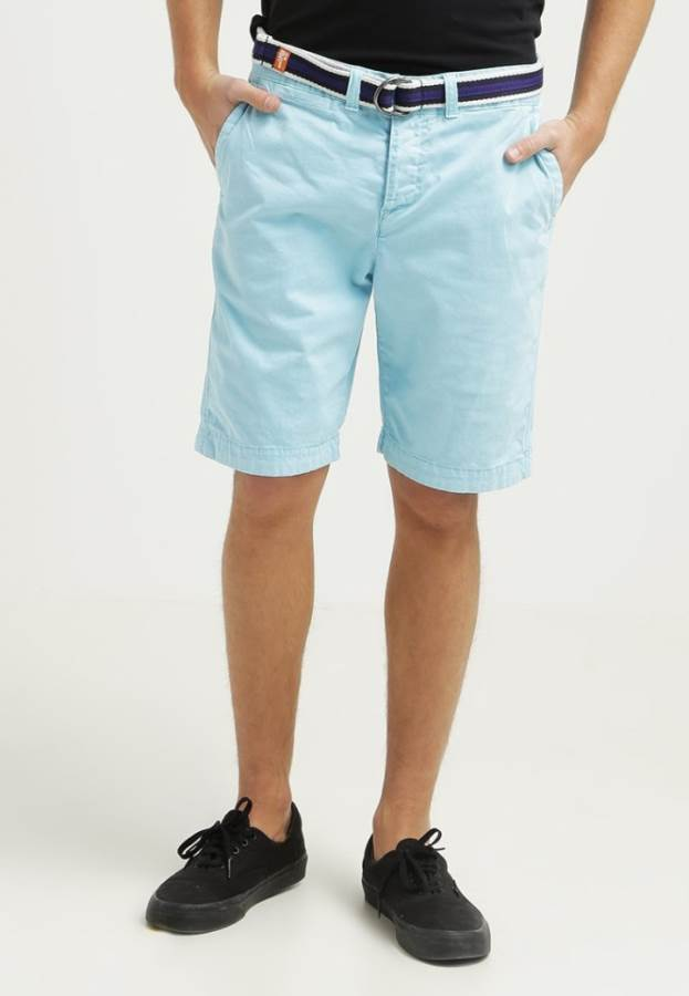 Superdry INTERNATIONAL - Shorts - lagoon blue