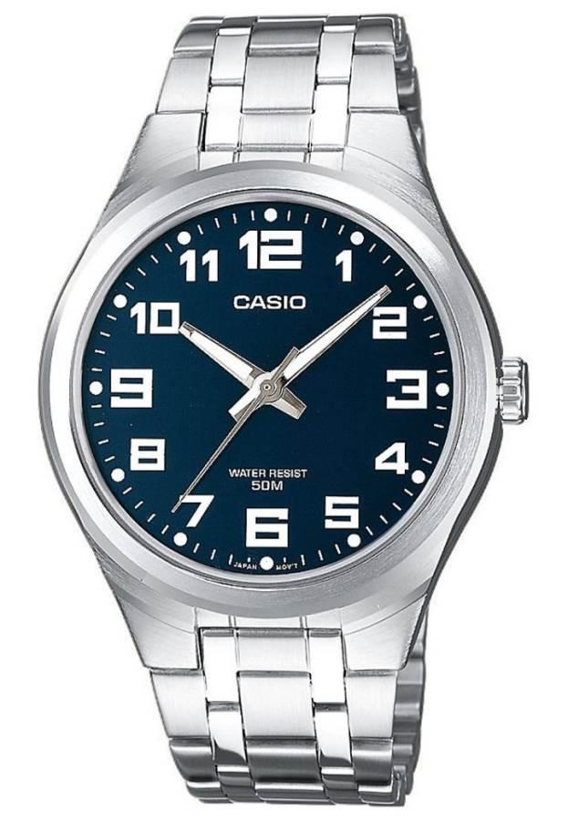 Casio Uhr - silberfarben
