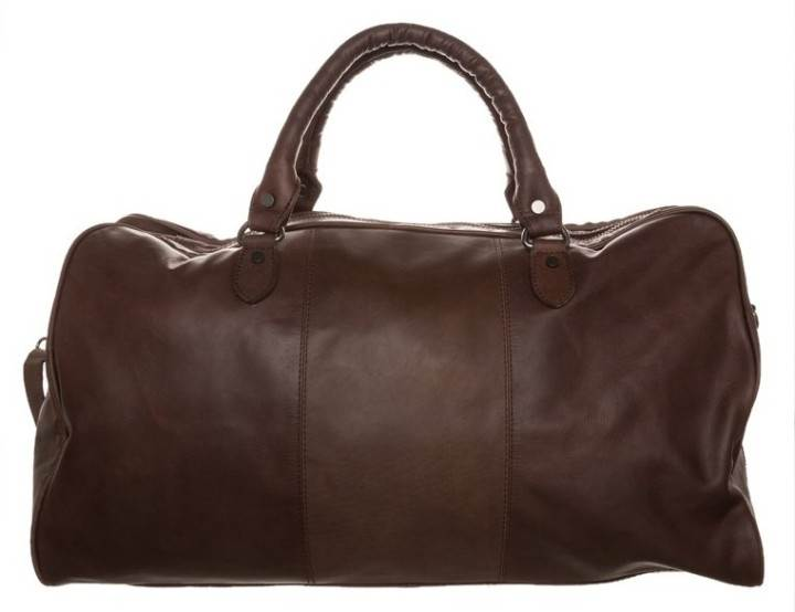KIOMI Weekender - dark brown