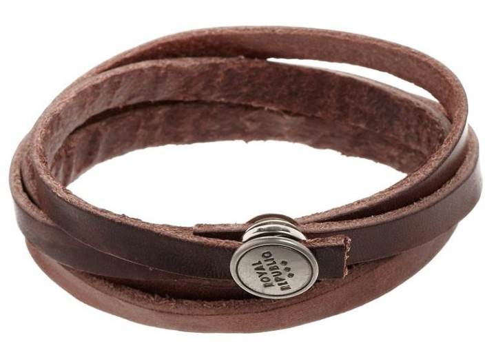 Royal RepubliQ SPIRAL - Armband - brown