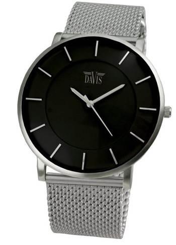 Davis-0910-MB-Armbanduhr