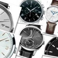 elegante Armbanduhren Herren Männer