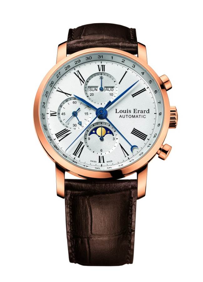 Louis Erard - Excellence 80 231 AA 01 - 4