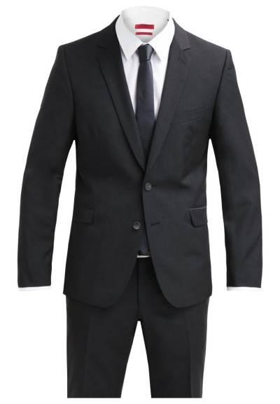 Strellson Premium ALLAN-MERCER SLIM FIT - Anzug - anthrazit