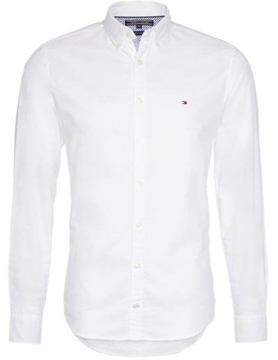 Tommy Hilfiger IVY OXFORD - Hemd - classic white