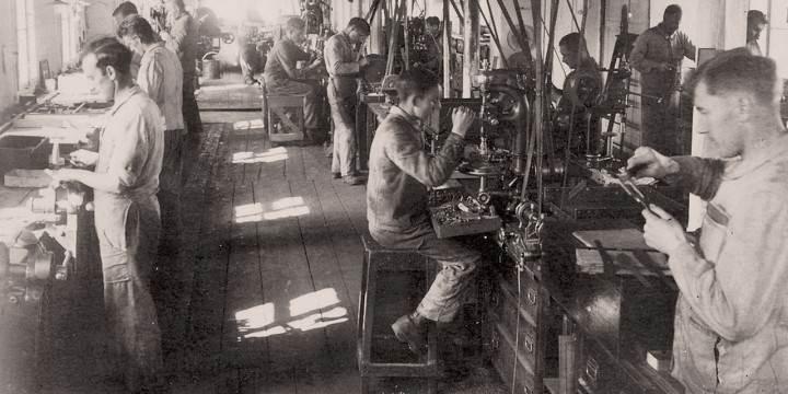 Victorinox Geschichte Unternehmen