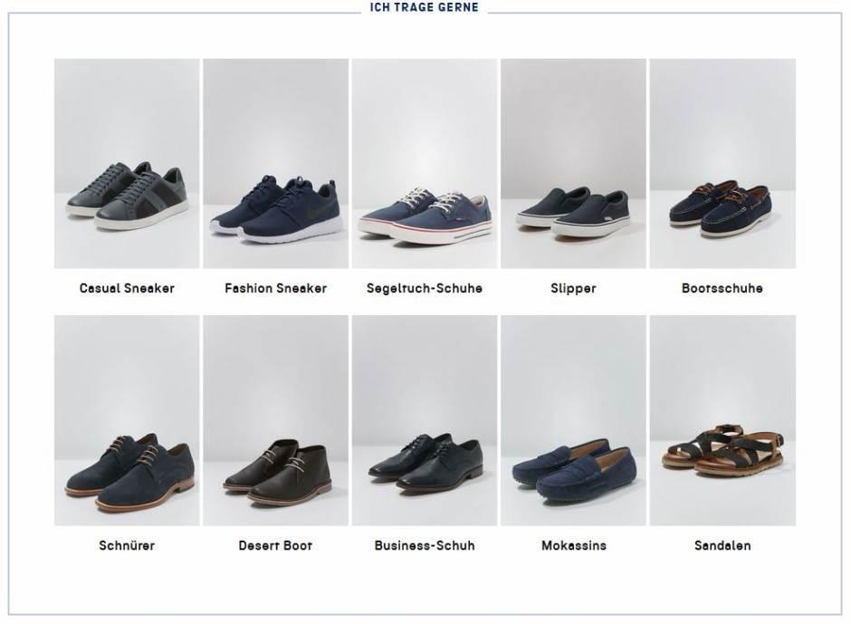 Schuhe_Auswahl - Zalon by Zalando