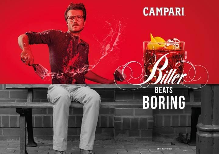 Bitter beats Boring Campari Negroni (4)