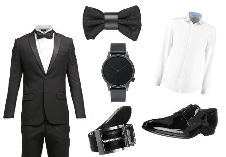 Black Tie - Wie man einen guten ersten Eindruck hinterlaesst