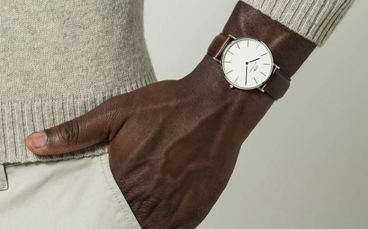 Daniel Wellington CLASSIC BRISTOL - Uhr - silver