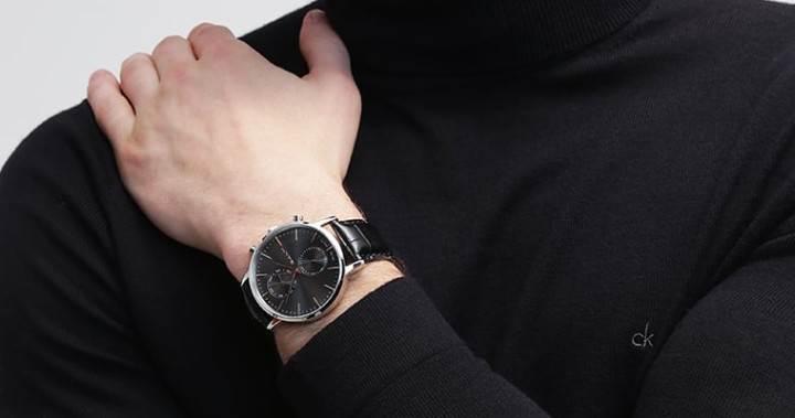 GANT PARK HILL - Uhr - schwarz