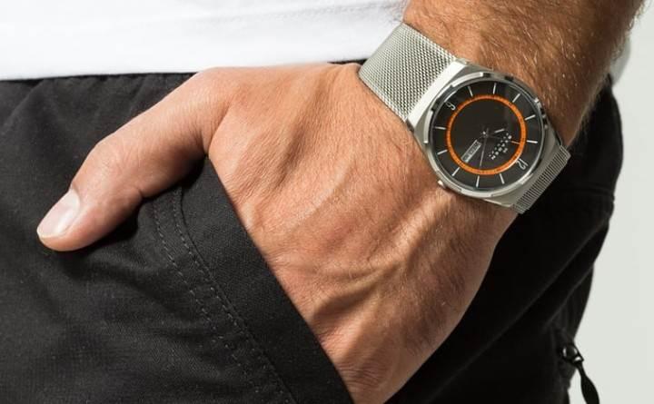 Skagen Uhr - grey