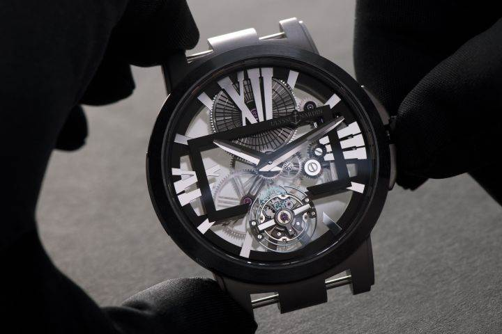 _Executive Skeleton Tourbillon_