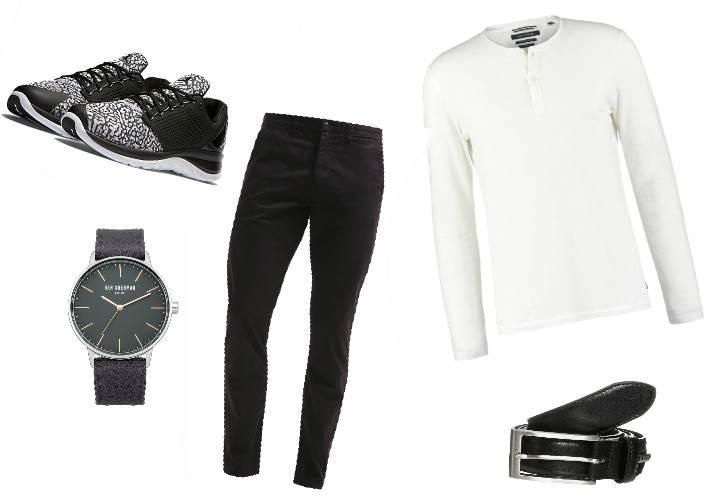 Jordan Trainer ST - Outfit