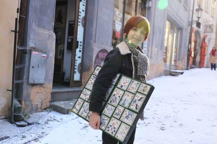 Telekom Weihnachtskalender.Der Magische Adventskalender Von Telekom Männer Style