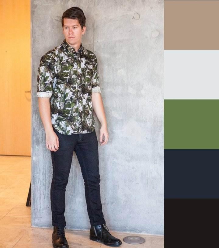 farben richtig kombinieren so gelingt es m nner style. Black Bedroom Furniture Sets. Home Design Ideas