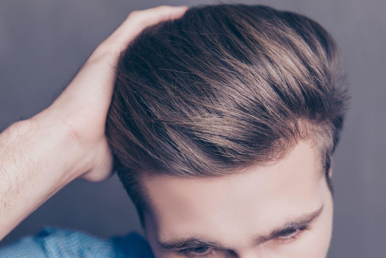 Kopfformen frisuren manner