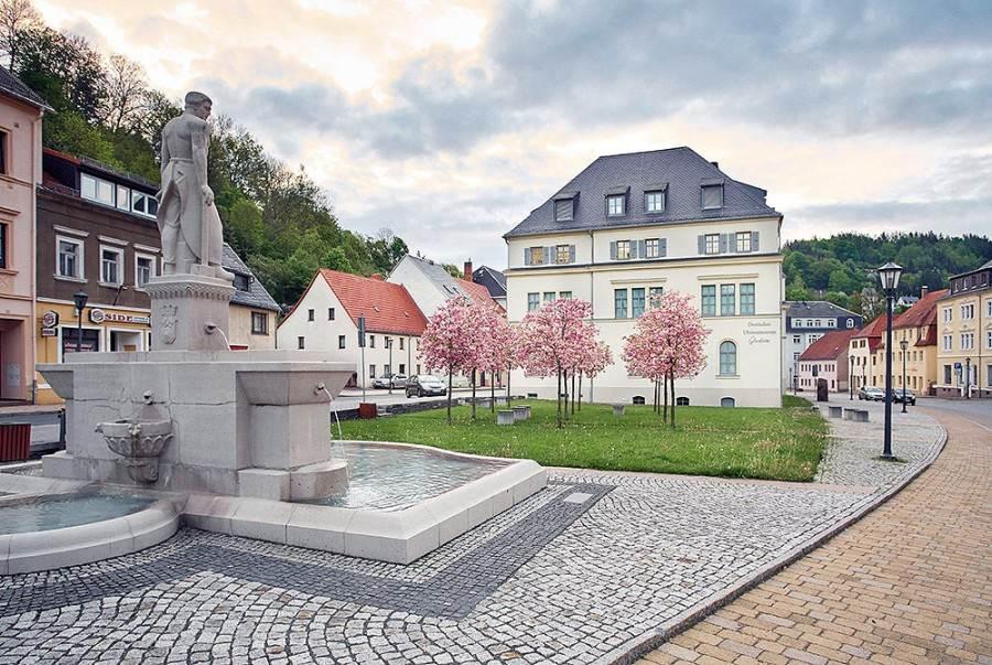 Deutsches Uhrenmuseum mit Glashütter Uhren