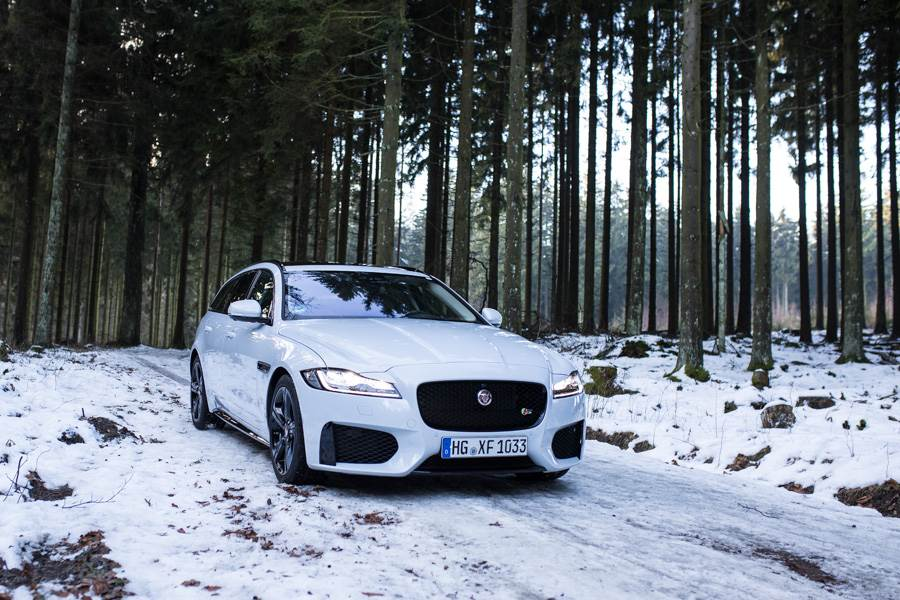 Jaguar XF Sportbreak S 30d