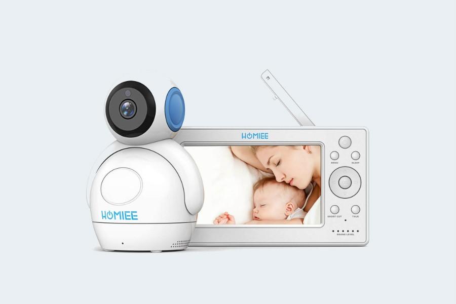 HOMIEE Babyphone 360 Baby Kamera