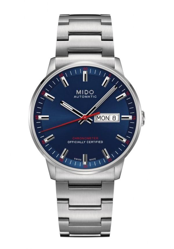 Mido Commander Caliber 80 Chronometer Automatik