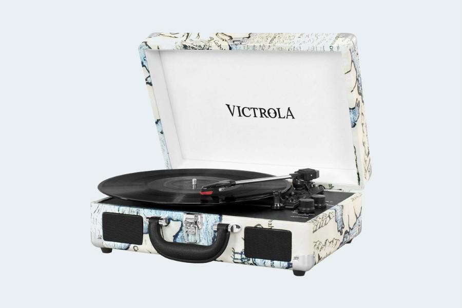 Victrola (DE) Suitcase Turntable 3-Gang Bluetooth Kofferplattenspieler